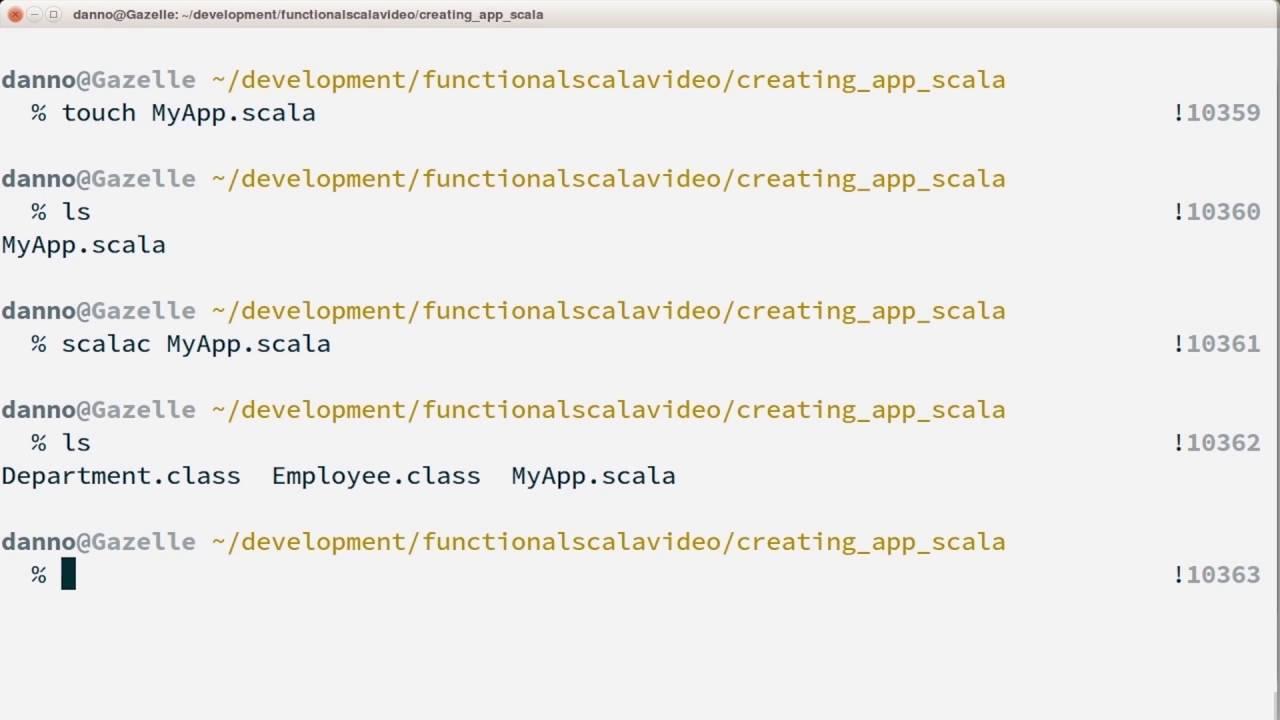scala tutorial for beginners pdf