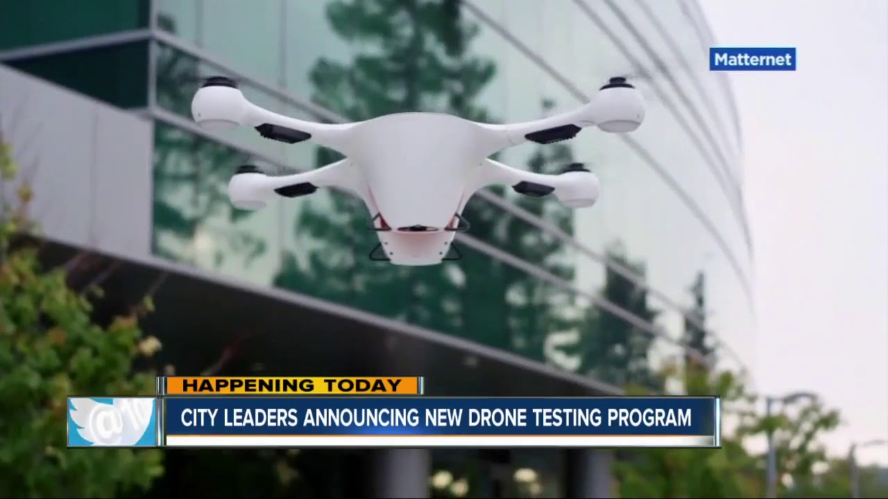 San Diego chosen to take part in federal drone testing program