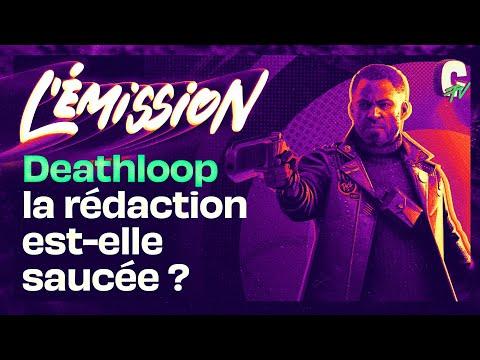Youtube Video - Deathloop : Nos impressions