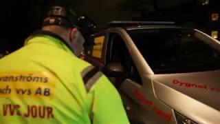 Skylten får en ny bil