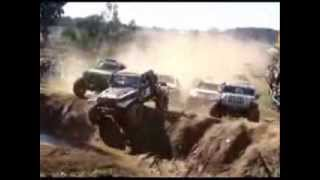 Suzuki extreme 4x4 - The Race