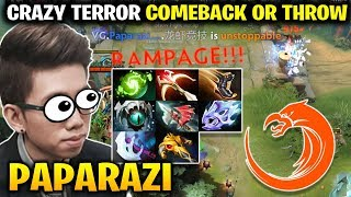Paparazi vs TNC - CRAZY TERRORBLADE! COMEBACK OR THROW?  The Kuala Lumpur Major