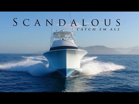 Scandalous Sport Fishing Costa Rica | West Coast Fishing Co