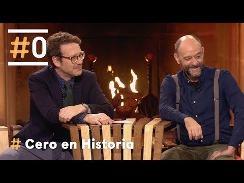 Cero en Historia: Javier Cansado - Programa Completo | #0