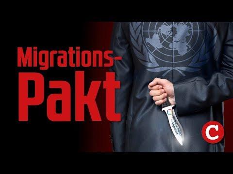Migrationspakt - Verschwörung der gobalen Eliten: COMPACT 12/2018