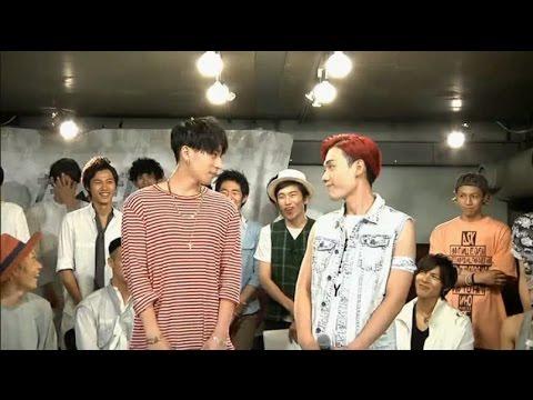 6/16_Danzen!!_LIVE #8 Part3 (Karaoke part YuyaxSJ/ReoxIde Takuya)