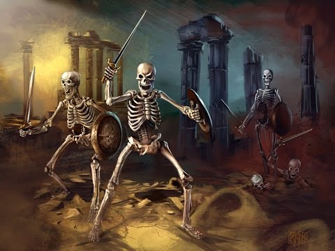 building a skeleton army? here's how - youtube, Skeleton