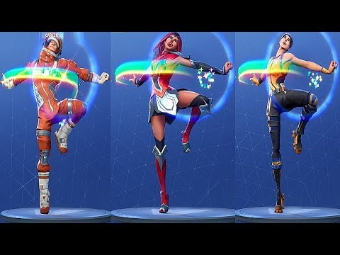 Fortnite 78 Costumes Perform Star Power NEW Dance