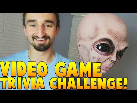 VIDEO GAME TRIVIA CHALLENGE