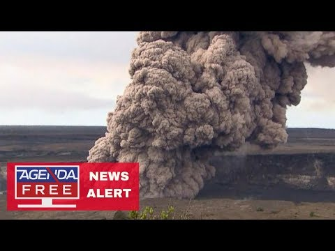 New Explosion & Evacuations at Hawaii Volcano - LIVE COVERAGE