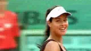 Download Ana Ivanovic-music Can't fight the moonlight MP3 song and Music Video