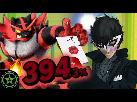 THE BEAT 'EM UP HOLE - Super Smash Bros. Ultimate with CalebCity | Let's Play