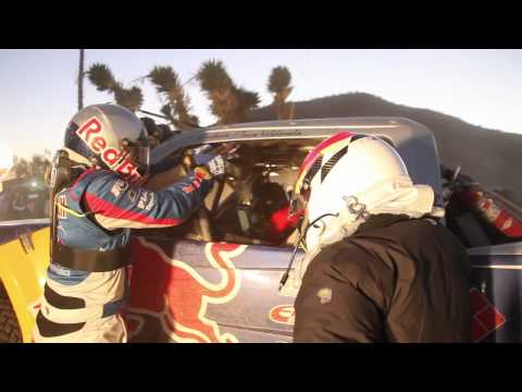 BAJA 1000 CHAMP 2010 - TAVO  VILDOSOLA - RED BULL RACING