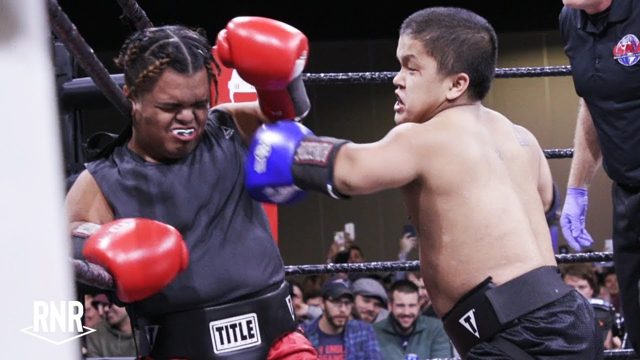 Download Dwarf Fight For Championship Belt – RNR 10