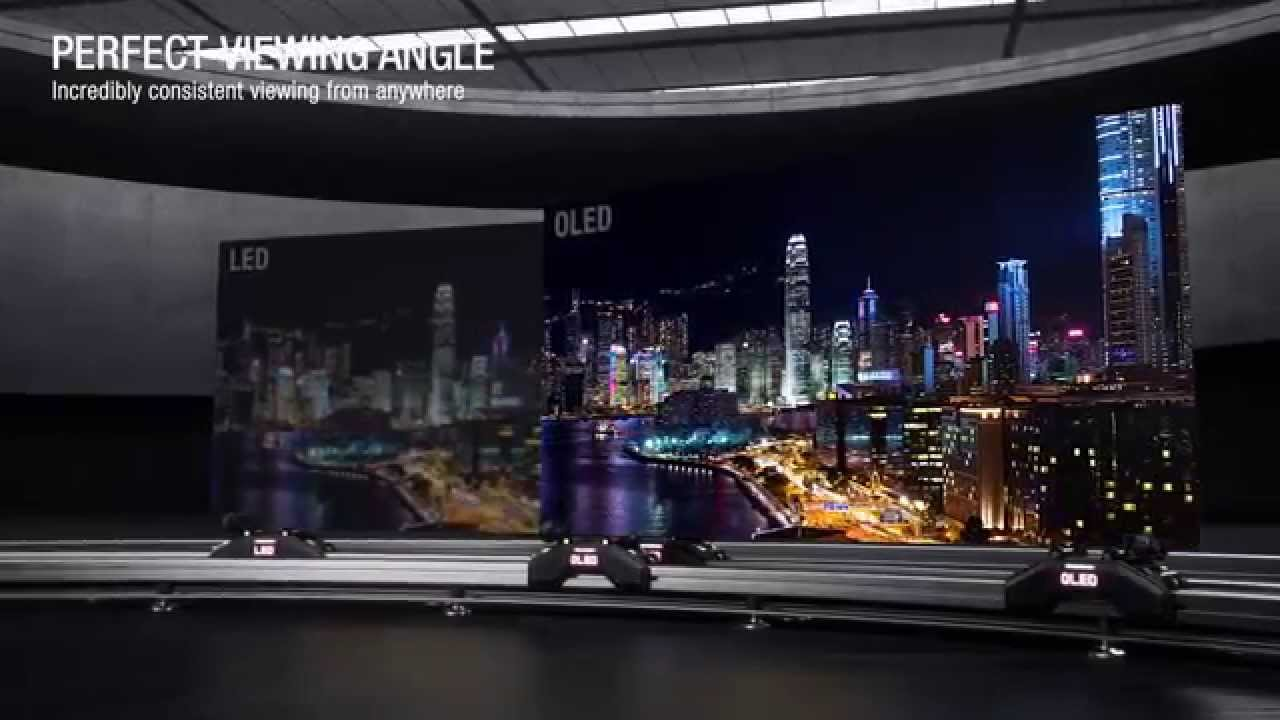 2014 LG OLED TV