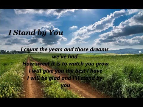 I Stand By You - Lifebreakthrough. Gospel Wedding Song. Christian Country Music