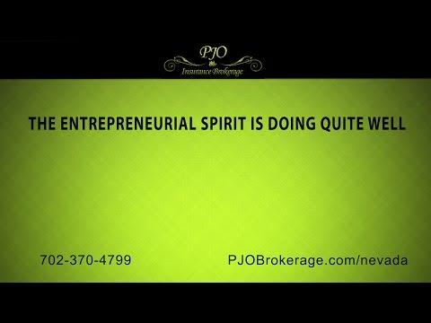 The Entrepreneurial Spirit Is Doing Quite Well | PJO Brokerage Insurance