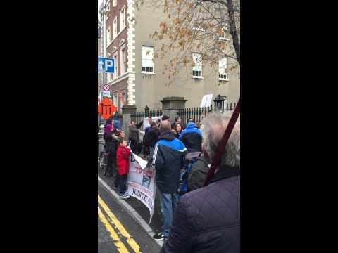 Mansion House, Dawson Street 16th November 2014.