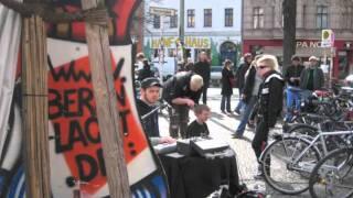 Fehlfarben: Paul ist tot (live - Berlin Festsaal Kreuzberg 04/10)