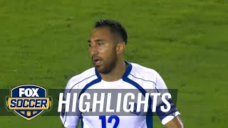 Costa Rica vs. El Salvador - 2015 CONCACAF Gold Cup Highlights