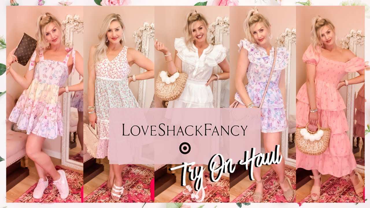 LoveShackFancy x Target