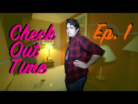 CHECK OUT TIME : Another Dirty Room Ep. 1 Commentary w/Dan and Will