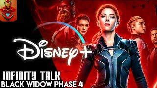 Why Black Widow Is  A Weird Choice To Start Phase 4 Explained - INFINITY Explained - Black Widow