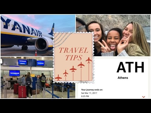 → Travel Tips | Athens, Santorini & Rome ←