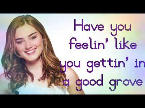 Smile Lyrics ~ Meg Donnelly