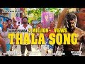 Chennai Gana Prabha THALA SONG VIVEGAM 2017 MUSIC VIDEO