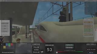 Teramian Rilways Speed Test GM AeroTrain