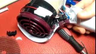 фен Bosch PHD 7961 ремонт