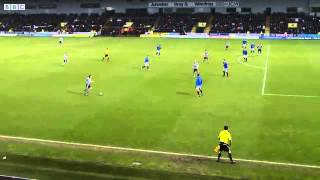 St Mirren 2 Rangers 1, December 24 2011