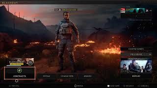 BADMAMMAJAMMA618`S $500 tournament  / CALL OF DUTY BLACK OPS 4 BLACKOUT 34K 800 wins
