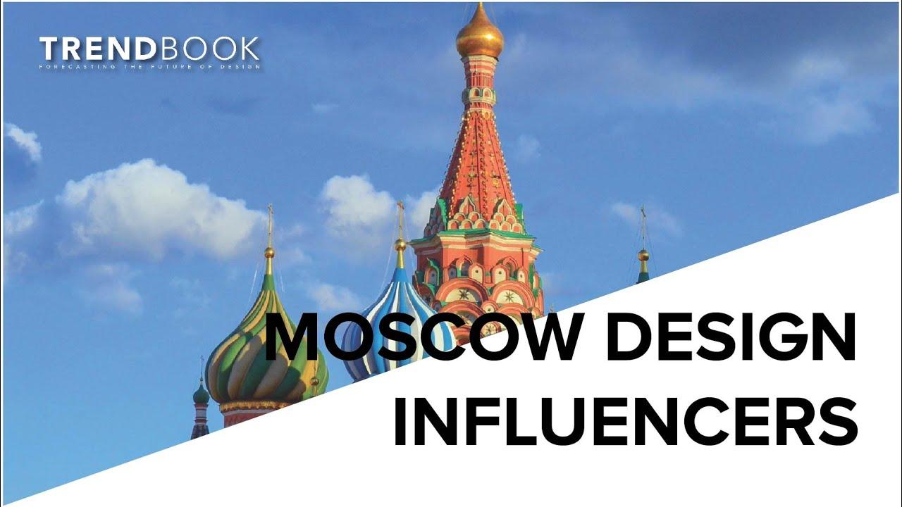 Moscow Design Influencers