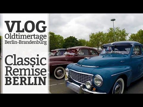VLOG // Oldtimertage Berlin-Brandenburg @Classic Remise Berlin