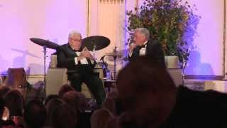 Henry Kissinger receives Aspen Institute award