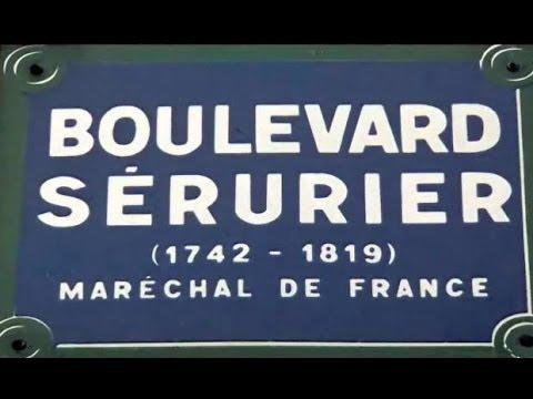Boulevard Sérurier Paris Arrondissement  19e