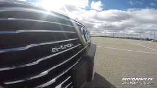 Test Drive: 2016 Audi A3 Sportback e-tron