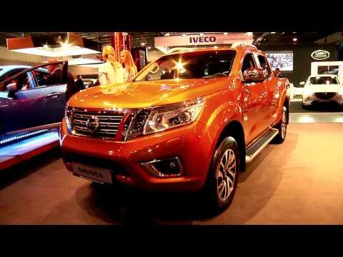 Targi Fleet Market 2016 w szpilkach za kierownicą