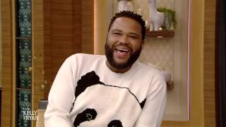 "Anthony Anderson Wants Oprah on ""black-ish"""