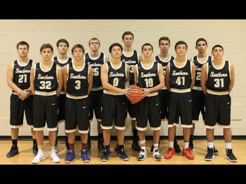 Southern Regional High School Basketball Highlights 2015 /16