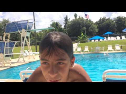 Tricks at Local Pool