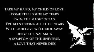 Black Sabbath - Symptom of the Universe [Lyrics] HQ