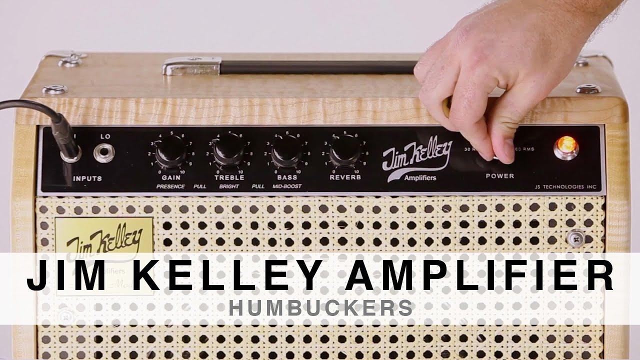 Suhr Jim Kelley Amplifier Humbuckers Youtube Wiring Diagrams Humbucker