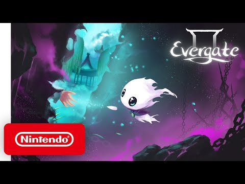Evergate - Launch Trailer - Nintendo Switch