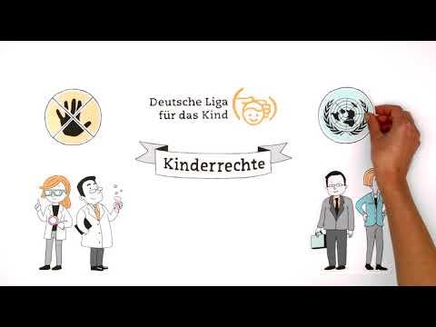 Was macht die Deutsche Liga für das Kind?