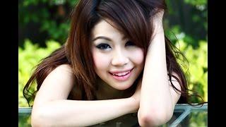 Laos Cute Girls 2015 with Kolap Pakse Song