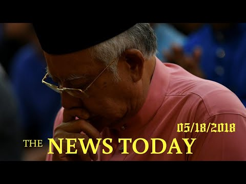 Ex-Malaysia PM To Face Graft Probe As Police Seize Jewelry, Handbags | News Today | 05/18/2018 ...