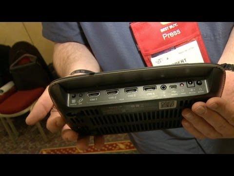 Sync Your AV to HDTV Wirelessly with Belkin's Screen Cast AV4 - CES 2012